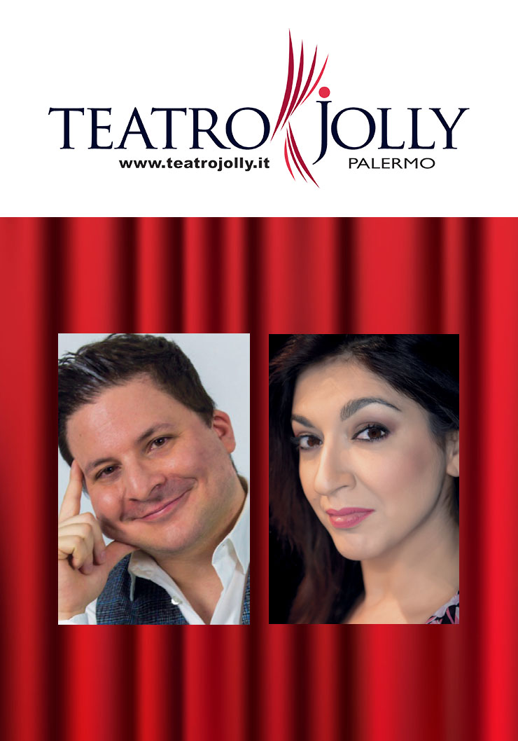 Amore e brodo di ceci - 7 / 16 gennaio 2022 - Teatro Jolly Palermo