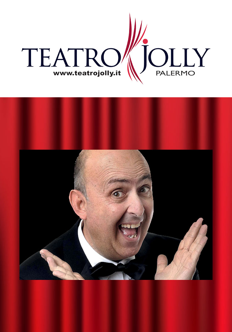 Sa si si susìu Sasà - 4 / 20 marzo 2022 - Teatro Jolly Palermo
