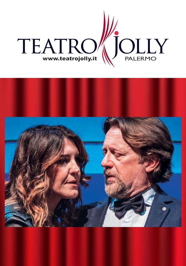The Prudes - 18 / 28 novembre 2021 - Teatro Jolly Palermo