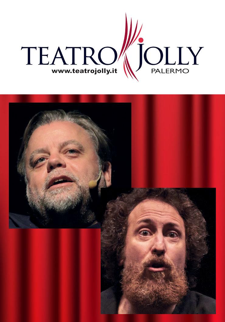 Torna a casa Lessi...co - 21 / 30 gennaio 2021 - Teatro Jolly Palermo
