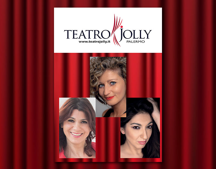 Nicole, Layla e Rosalia - 25 marzo / 3 aprile 2022 - Teatro Jolly Palermo